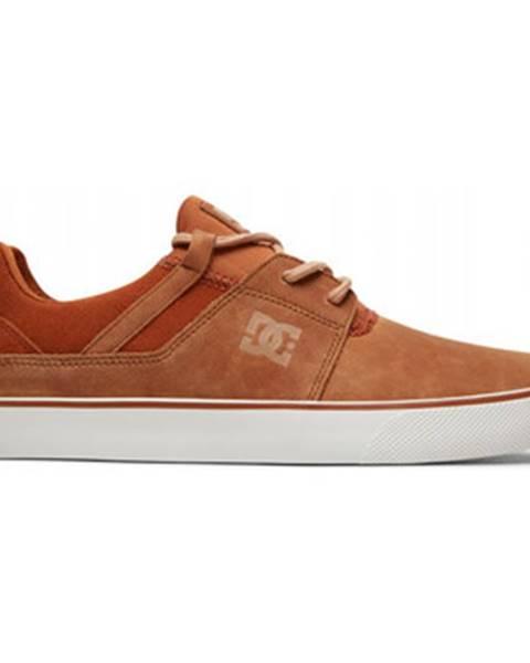 Hnedé topánky DC Shoes