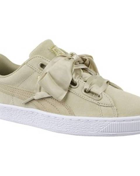 Béžové topánky Puma
