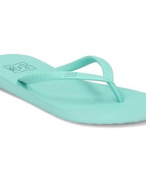 Zelené topánky DC Shoes