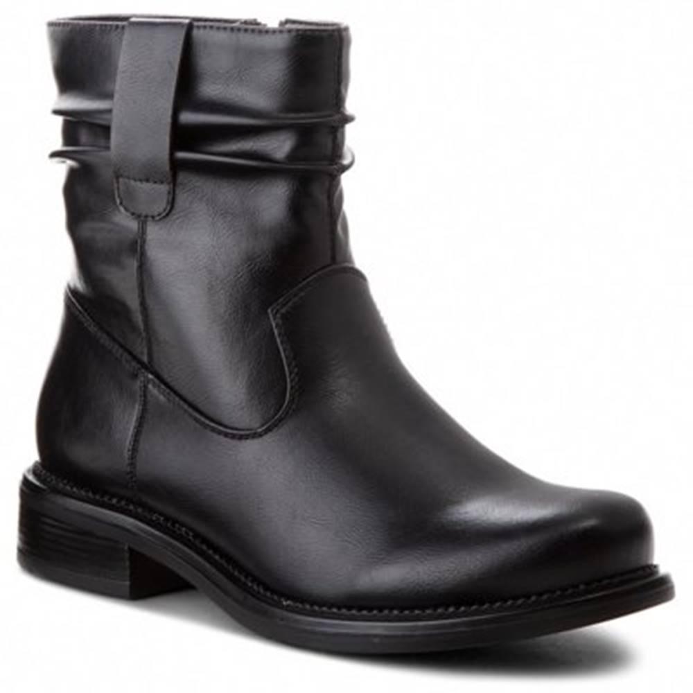 Jenny Fairy Členkové topánky  WYL1552-3 koža ekologická