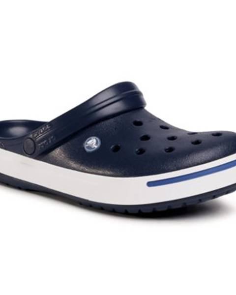 Tmavomodré topánky Crocs