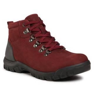 Šnurovacia obuv GO SOFT MI07-A988-A818-10 Prírodná koža(useň) - Zamš
