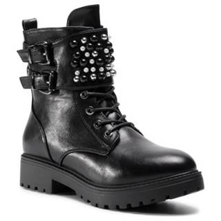 Šnurovacia obuv DeeZee WS5017-04 Ekologická koža/-Ekologická koža