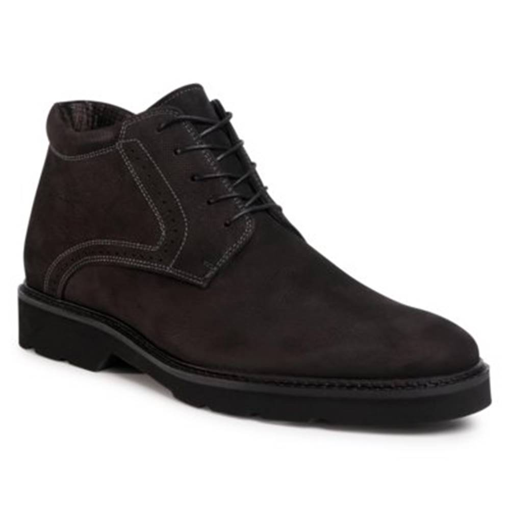 Lasocki for men Šnurovacia obuv  MI08-C774-784-07 nubuk