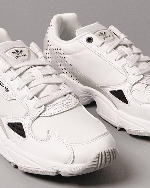Biele tenisky adidas Originals