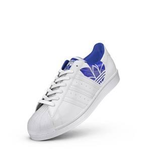 adidas Superstar Ftw White/ Ftw White/ Royal Blue