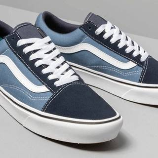 Vans ComfyCush Old Skool (Classic) Navy/ Stv Navy