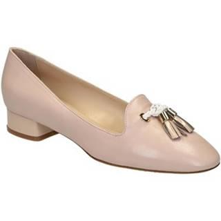 Balerínky/Babies Leonardo Shoes  07GAIA NAPPA NUDE
