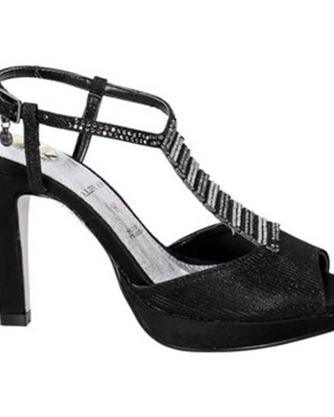 Čierne topánky O6