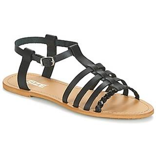 Sandále So Size  MILAGRO