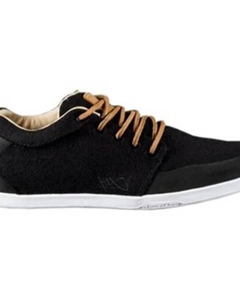 Čierne tenisky K1x