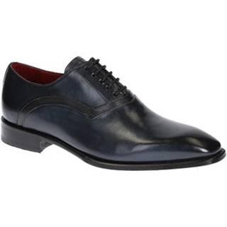 Derbie Leonardo Shoes  06888 14221 FORMA SCA MONTECARLO DELAVE BL
