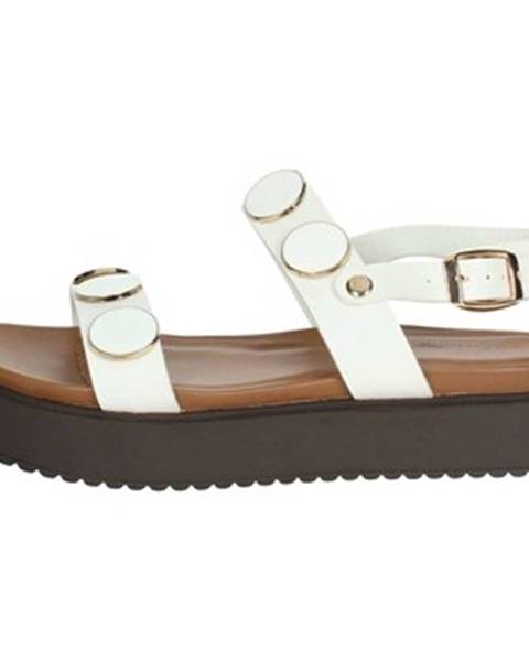 Biele topánky Lorraine