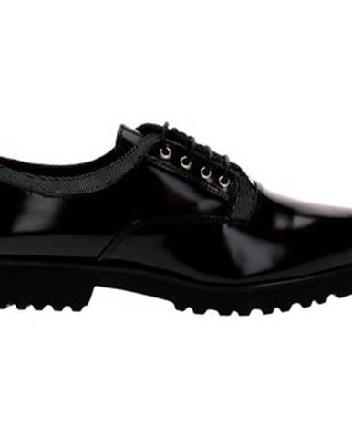 Čierne topánky Samsonite