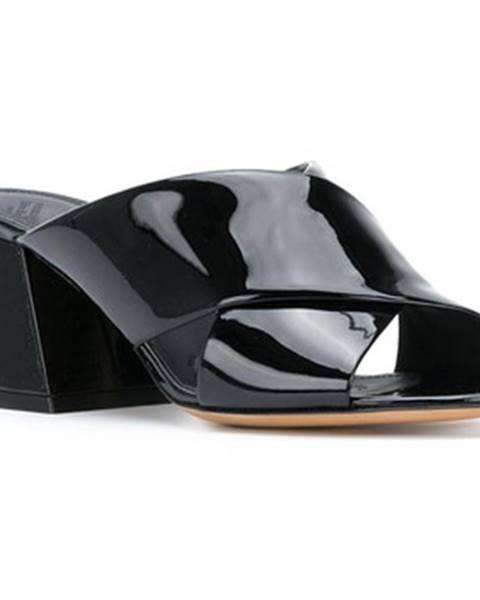 Čierne topánky Maison Margiela