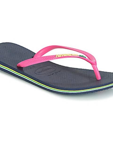 Viacfarebné topánky Havaianas
