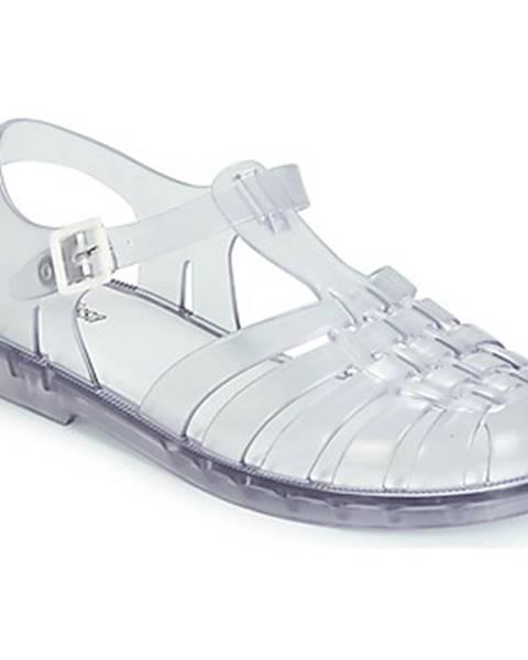 Biele topánky Melissa