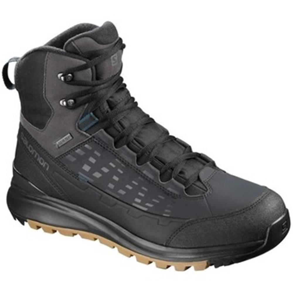 Salomon Bezpečnostná obuv  Kaipo Mid Gtx