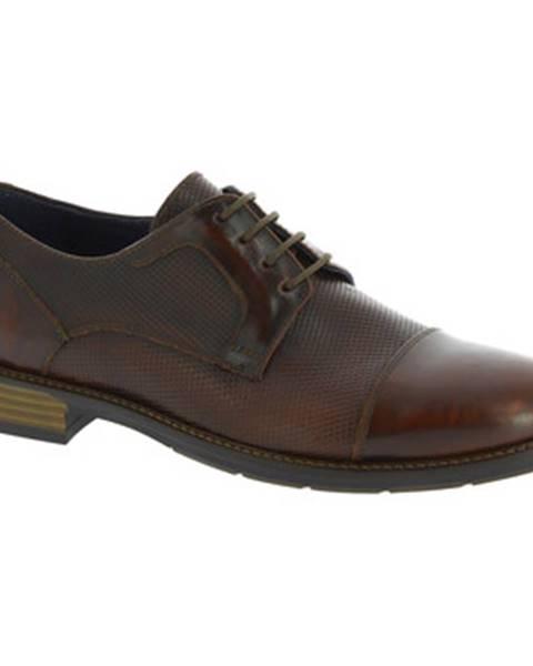 Hnedé topánky Raymont