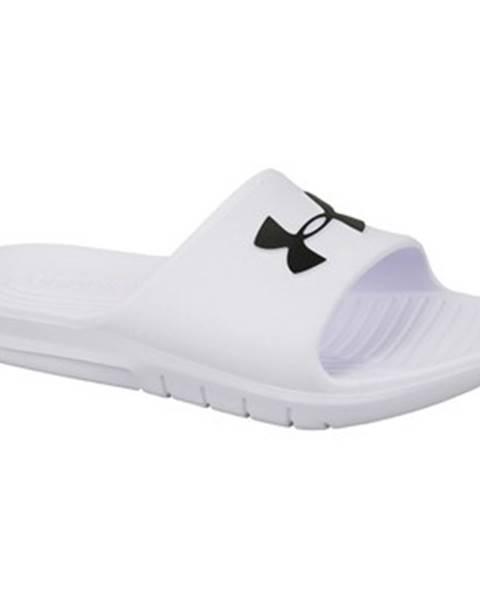 Biele topánky Under Armour