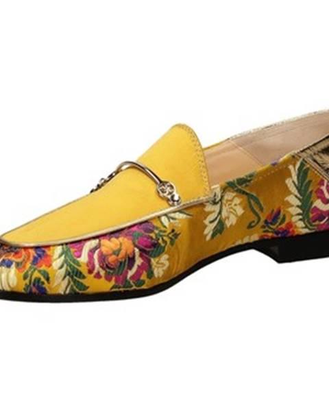 Žlté topánky Fabi
