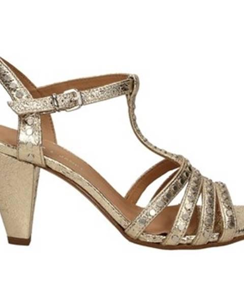 Zlaté topánky Janet Janet