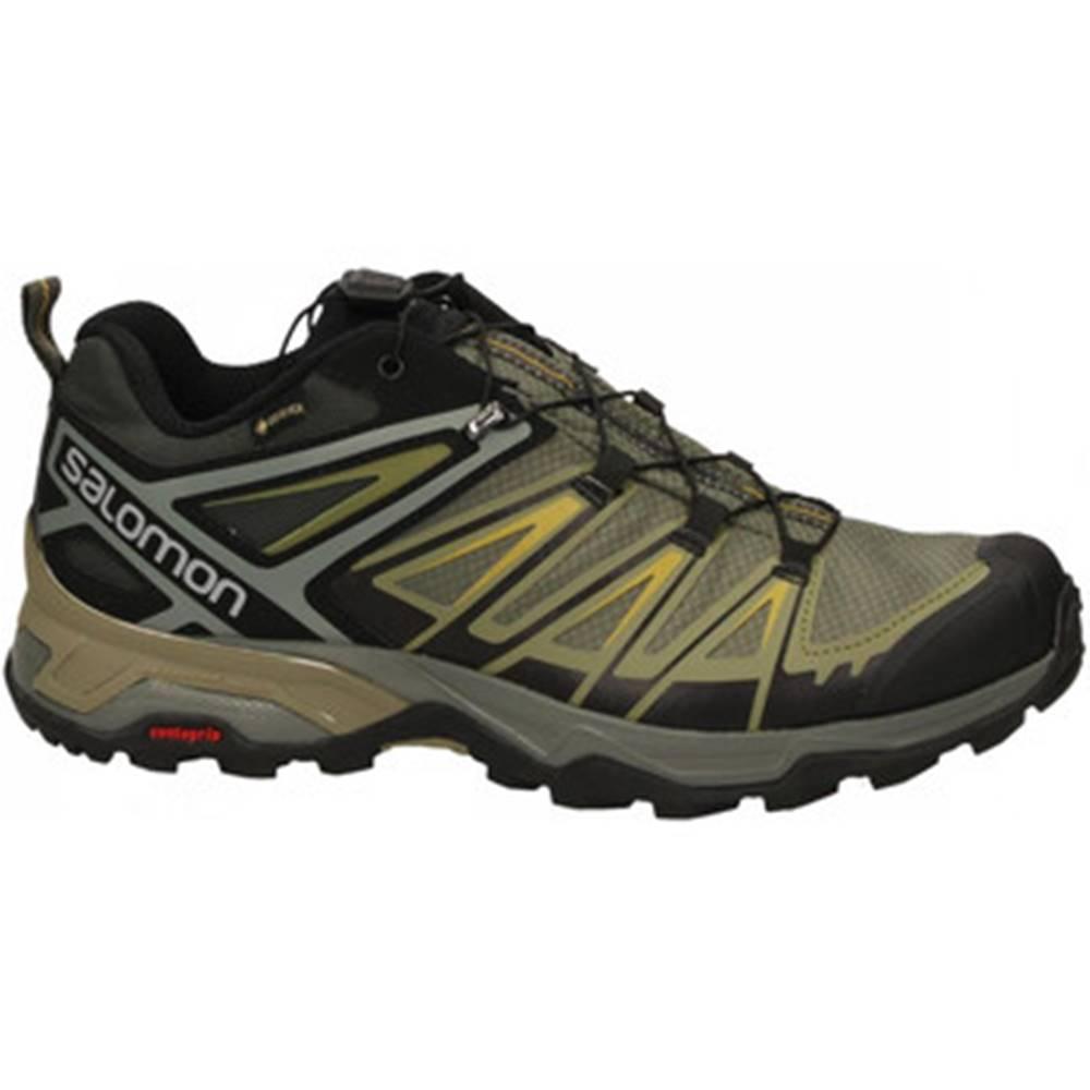 Salomon Turistická obuv  X ULTRA 3 GTX