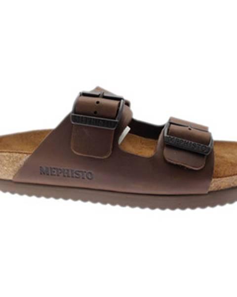 Hnedé topánky Mephisto