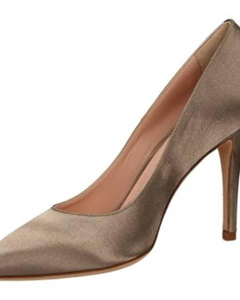 Hnedé topánky Malù