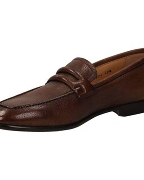 Hnedé topánky Fabi