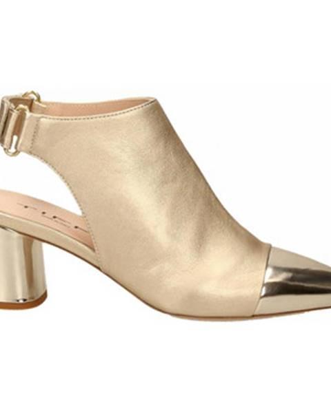 Zlaté topánky Tiffi