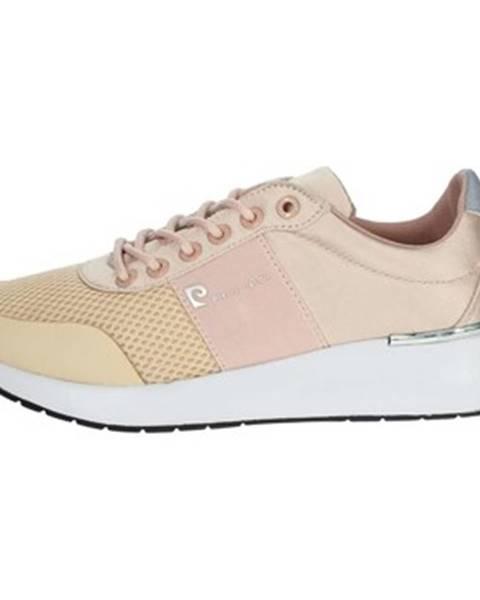Ružové tenisky Pierre Cardin