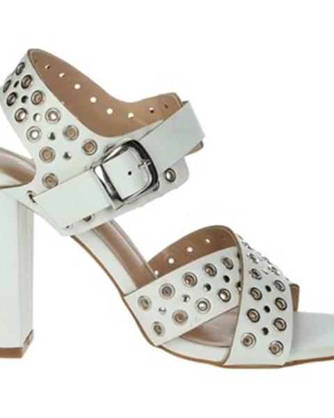 Biele topánky Silvian Heach