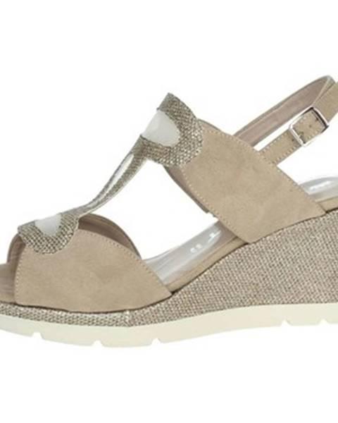 Béžové topánky Comart