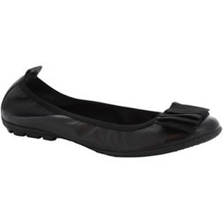 Balerínky/Babies Leonardo Shoes  5618 G1/SOSIA NAPPA NERO