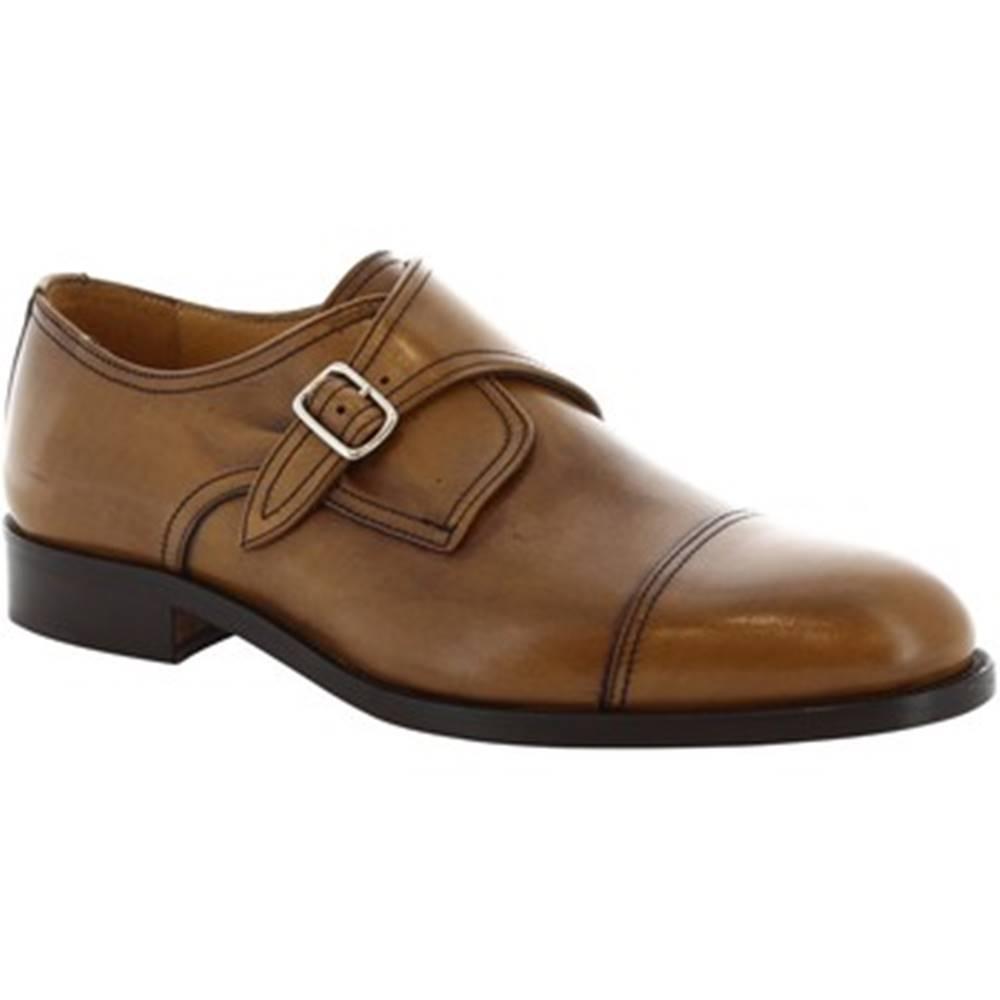 Leonardo Shoes Mokasíny Leonardo Shoes  08043 NAIROBI CUOIO
