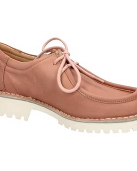 Ružové topánky Le Mas