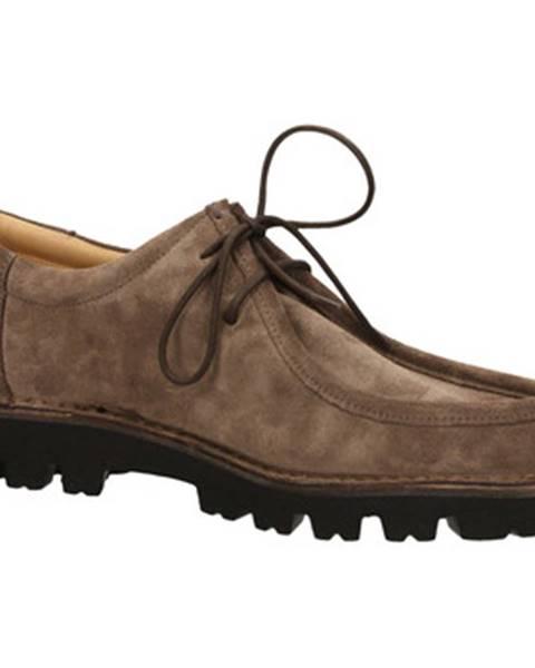 Hnedé topánky Le Mas