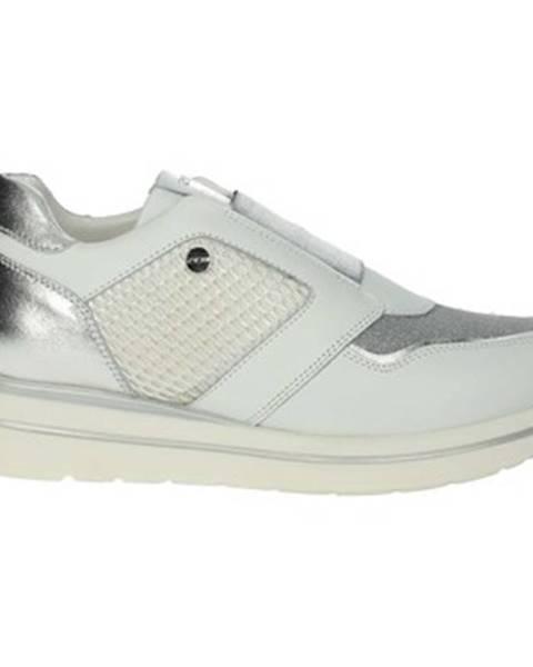 Biele topánky Keys