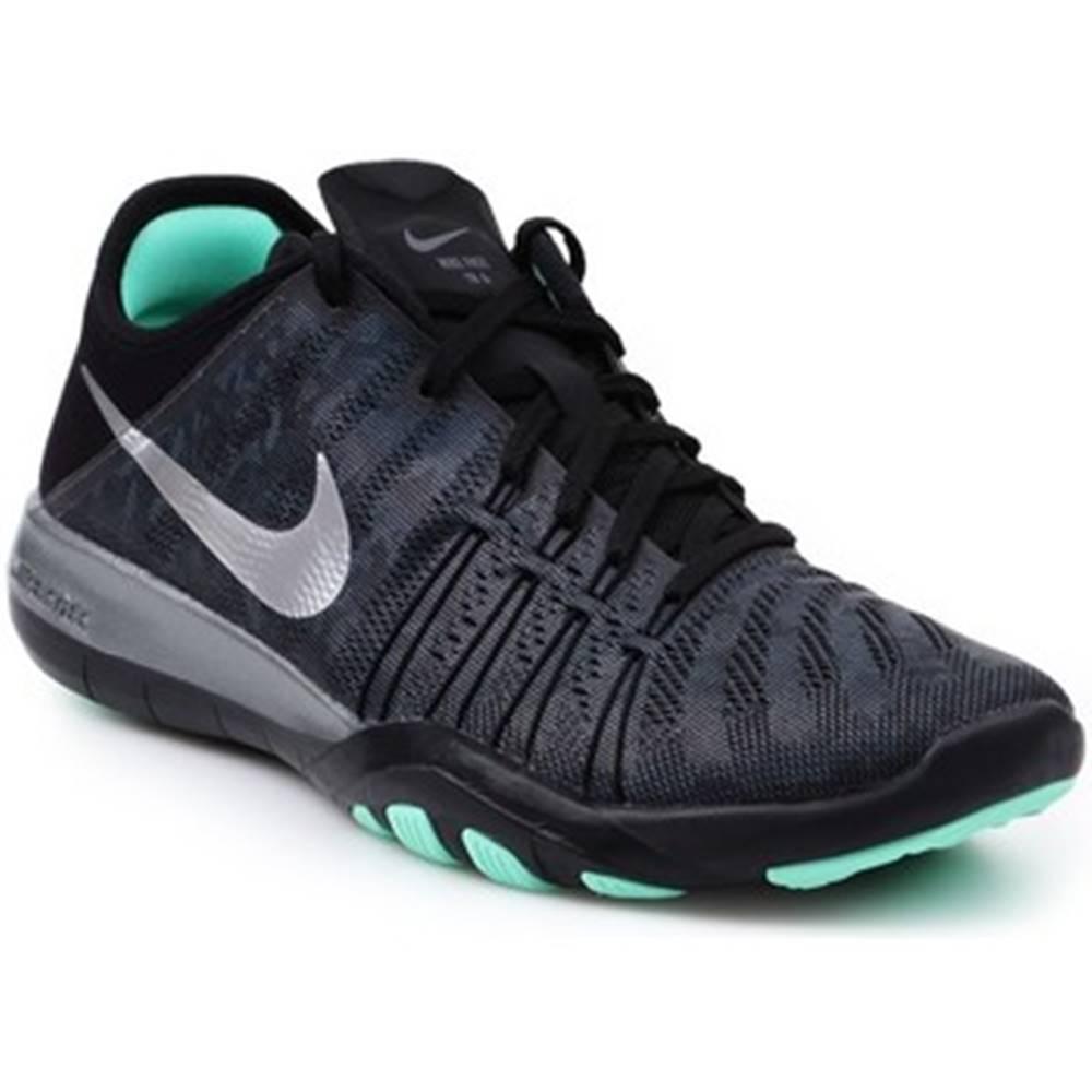 Nike Nízke tenisky Nike  Wmns Free TR 6 Mtlc