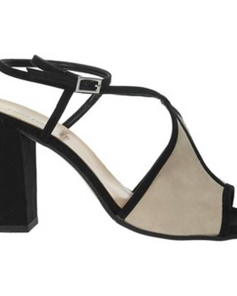Viacfarebné topánky Linea Uno