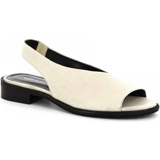 Sandále Leonardo Shoes  4624 ROK GRIGIO