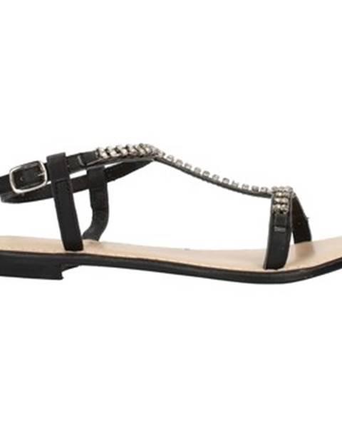 Čierne topánky Cristin