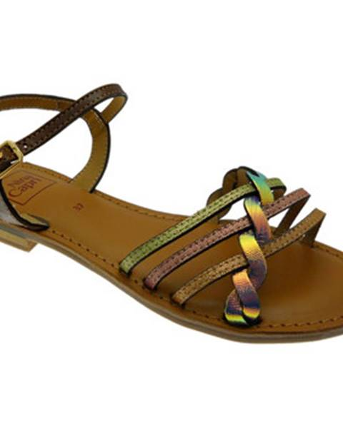 Hnedé topánky Nina Capri By Riposella