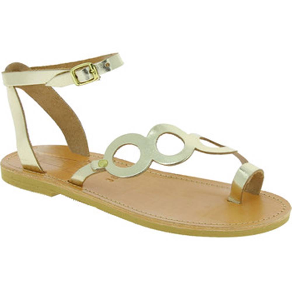 Attica Sandals Sandále Attica Sandals  APHRODITE CALF GOLD