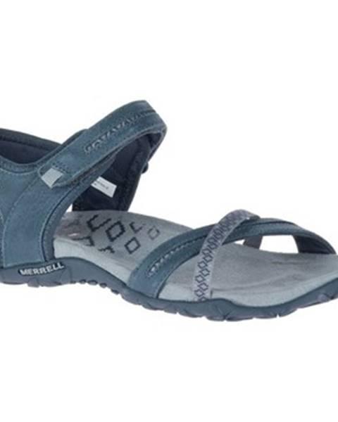 Viacfarebné športové sandále Merrell