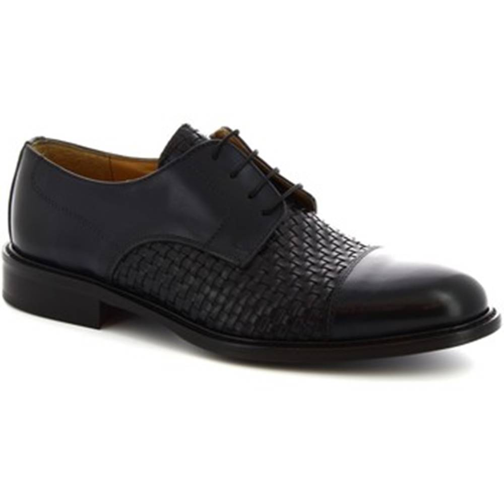 Leonardo Shoes Derbie Leonardo Shoes  912BIS BLU