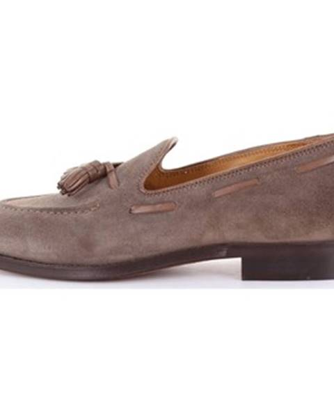 Hnedé topánky Manifatture Etrusche