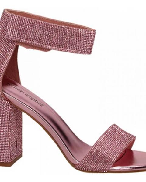 Ružové topánky Jeffrey Campbell