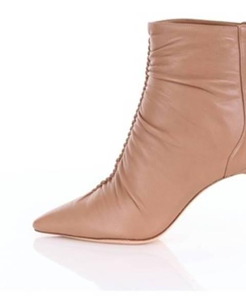 Béžové topánky Alexandre Birman